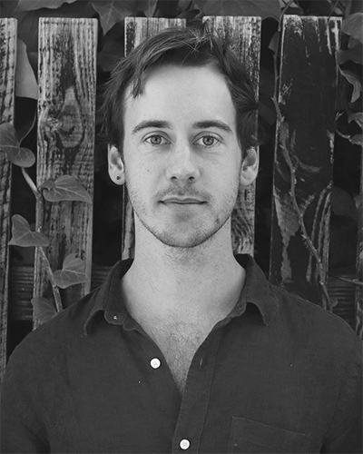 Ross Eyre - Designer and Co-founder at ARKOLOGY, a transdisciplinary arts & technology collective based in Cape Town, South Africa